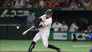 宇佐見真吾(24)捕手が一塁の練習を開始
